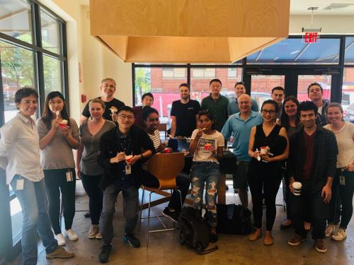 Sellers Lab Ice Cream Social