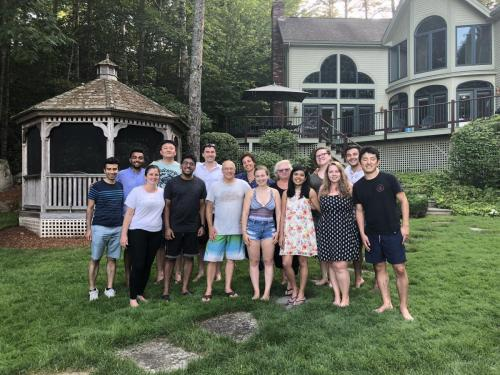 Sellers Lab Summer Party 2018 2